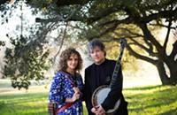 Béla Fleck and Abigail Washburn: Two banjos and a baby