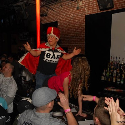 Bar Charlotte, 1/14/11