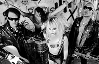 Barb Wire Dolls playing Tremont tonight (02/15/13)