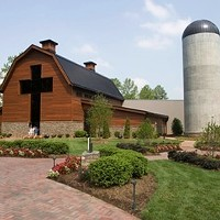 BARN STORM: The Billy Graham Library and Museum