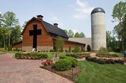 ANGUS LAMOND - BARN STORM: The Billy Graham Library and Museum