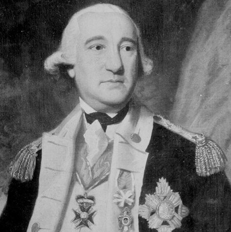 Baron von Steuben, America's first gay military hero