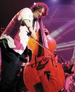 Bassist Rob Wasserman is in charge of the next Woody Guthrie project