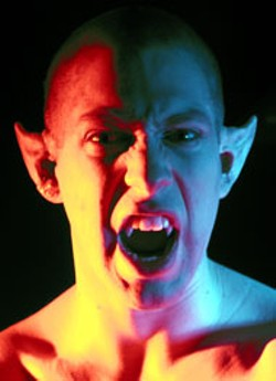 CHIP DECKER - BAT'S ENTERTAINMENT Bob Walker as Bat-Boy