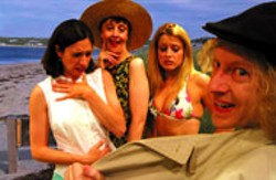 CHIP DECKER - BEACHY KEEN: Actor's Theatre's  production of - Betty's Summer Vacation