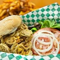 Bean Vegan Cuisine: Not your mother's meatloaf