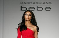 Preview the new Kim and Khloe Kardashian line by BeBe