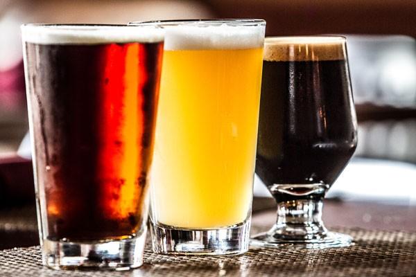 Beers at Liberty - JOE MARTIN