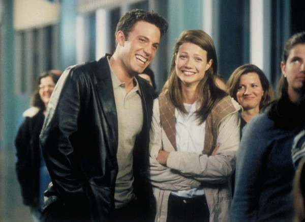 Ben Affleck and Gwyneth Paltrow in Bounce (Lionsgate & Miramax)