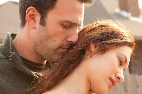 Ben Affleck and Olga Kurylenko in To the Wonder (Photo: Magnolia)