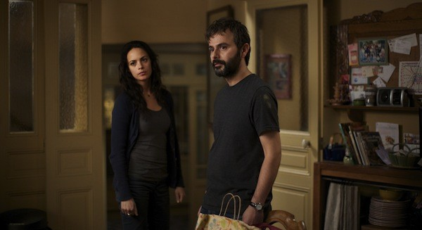 Berenice Bejo and Ali Mosaffa in The Past (Photo: Sony Pictures Classics)