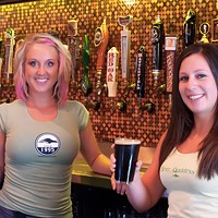 BEST BEER SELECTION: The Flying Saucer