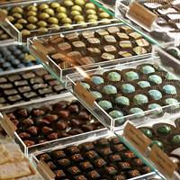 BEST DESSERT: Chocolates, La Parisienne Fine Chocolate
