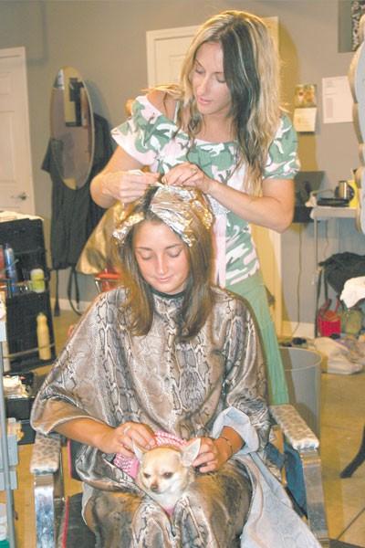 BEST HAIR SALON Bang Bang - CATALINA KULCZAR