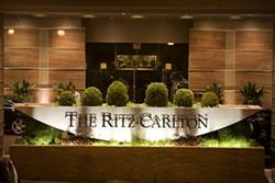 ANGUS LAMOND - BEST HOTEL: The Ritz-Carlton
