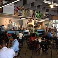 Best (Kinda) Organically Grown Local Food Court