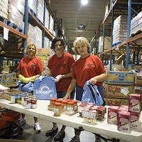 BEST LOCAL CHARITY: Second Harvest Food Bank of Metrolina