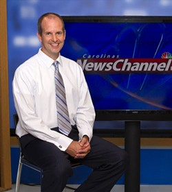 ANGUS LAMOND - BEST LOCAL TV METEOROLOGIST: Brad Panovich