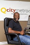 BEST LOCAL WEBSITE/BLOG: Glenn Burkins, editor of QCityMetro.com