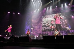 CATALINA KULCZAR - BEST MUSIC EVENT OF PAST 12 MONTHS Rolling Stones at Bobcats Arena