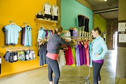 NGOZI FULLER PHOTOGRAPHY - BEST NEW STORE (OPENED IN LAST 12 MONTHS): Lululemon Athletica