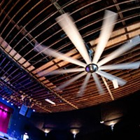Best Place for a New Big-Ass Fan
