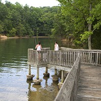 BEST PLACE TO GET BACK TO NATURE: Mcdowell Nature Preserve