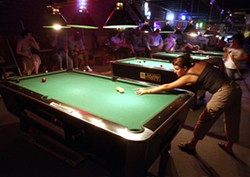 BEST POOL HALL Elizabeth Billiards - RADOK
