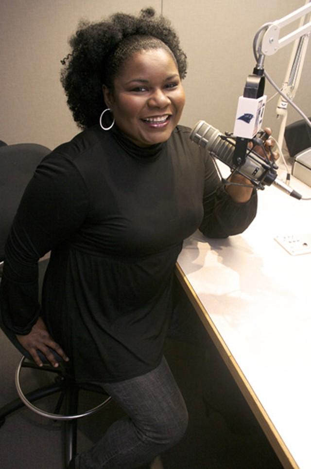 Best Radio Personality Ramona Holloway WLNK