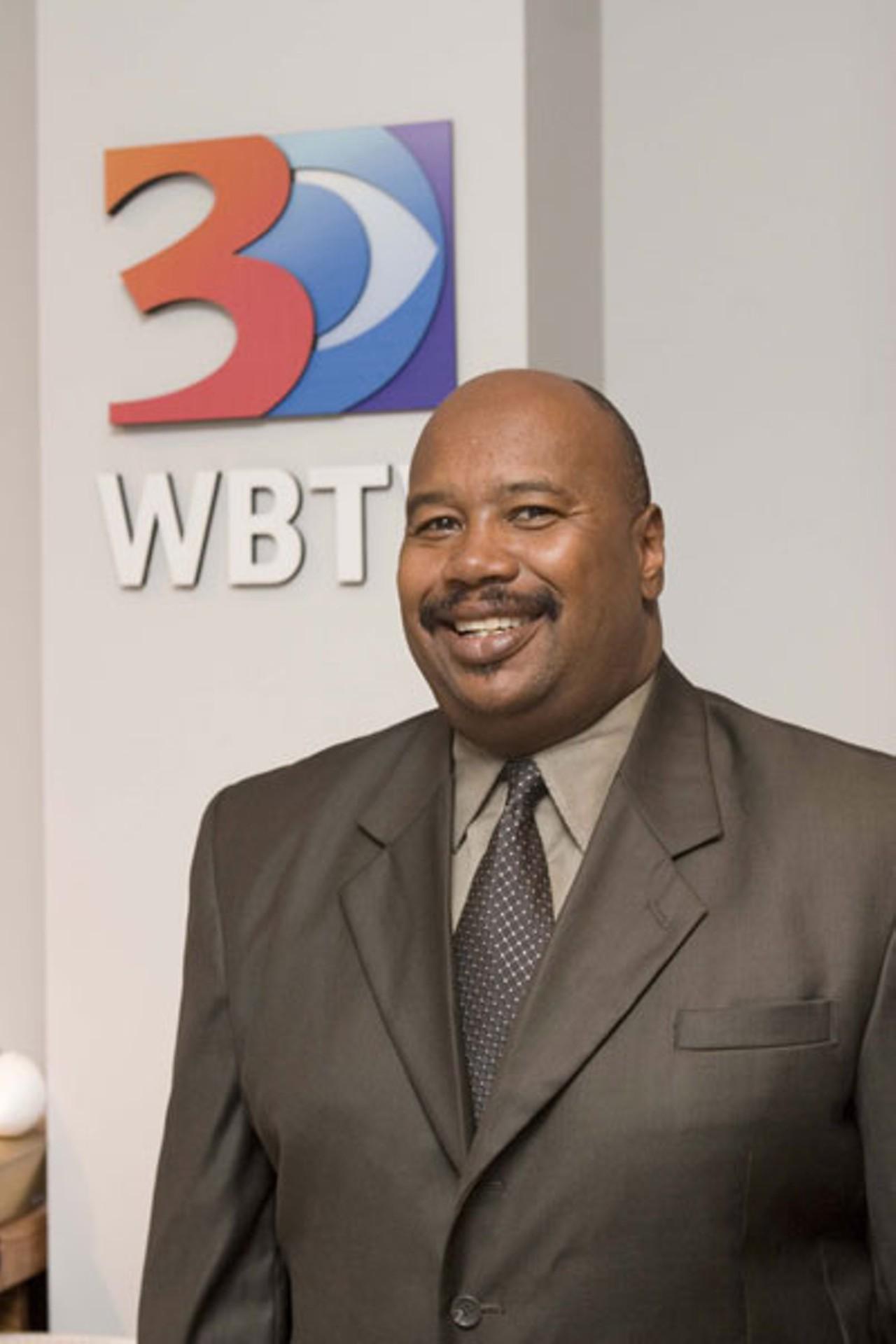 Best TV News Reporter | Steve Crump, WBTV | Media