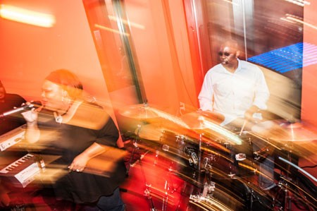 Best Uptown Takeover: Jazz (pictured: Sydney's Martini and Wine Bar) - JUSTIN DRISCOLL