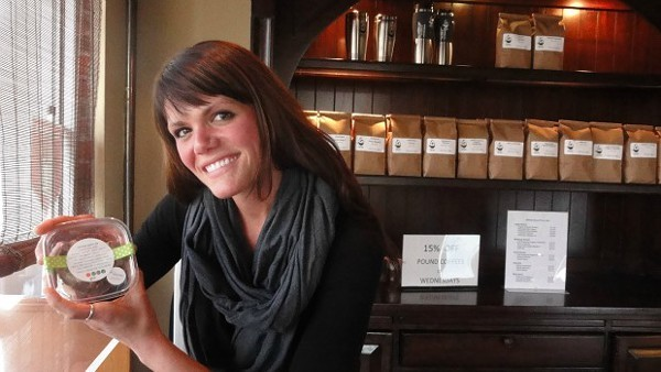 Beth Robb, owner of Sweet B Unrefined