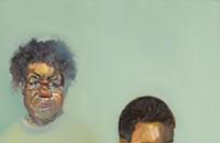 Beverly McIver's exhibit mirrors her life