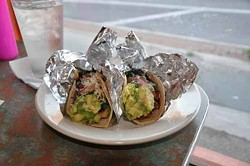 TRICIA CHILDRESS - BEYOND TACO BELL: The various types of tacos offered in San Antonio are out of this world.