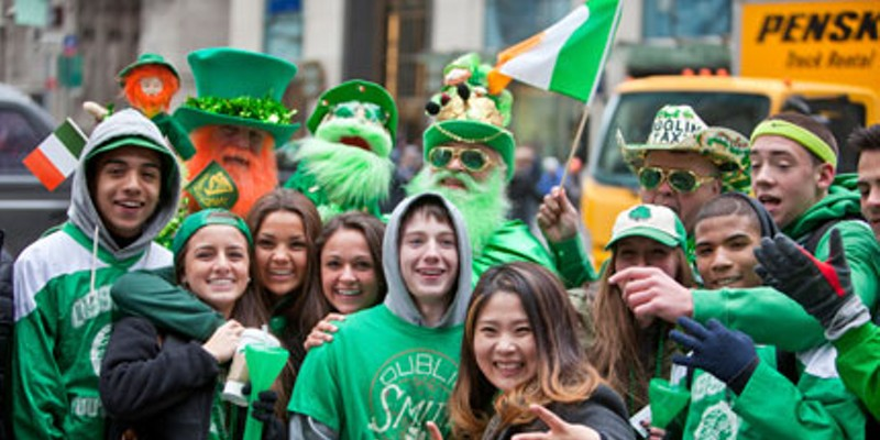Big List: St. Patrick's Day 2015 in Charlotte