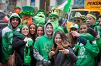 Big List: St. Patrick's Day 2015 in Charlotte