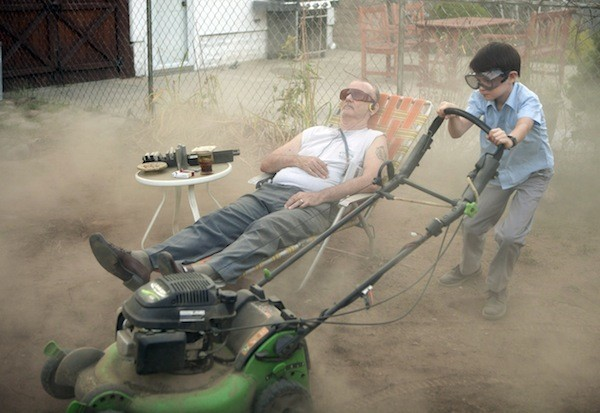 Bill Murray and Jaeden Lieberher in St. Vincent (Photo: The Weinstein Company)
