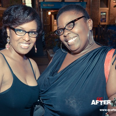 Black: Fashion + Rock + Art @ NC Music Factory, 9/6/13