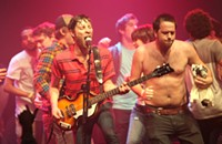 Live review: Black Lips