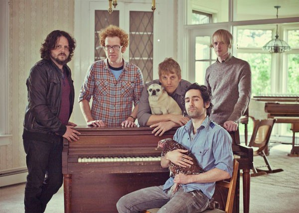 Blitzen Trapper at Tremont Music Hall on July 19 - TYLER KOLHOFF