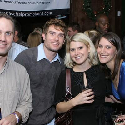 Blitzen's Holiday Party, 12/18/08