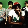 Bloc Party at the Fillmore tonight (1/15/2013)