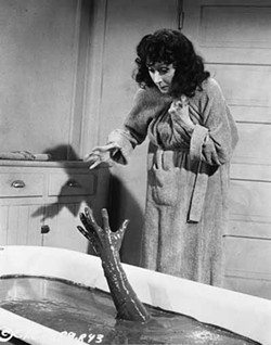 SONY PICTURES HOME ENTERTAINMENT - BLOOD BATH: Judith Evelyn in The Tingler.