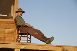 MELINDA SUE GORDON / PARAMOUNT VANTAGE - BLOODY GOOD: Daniel Day-Lewis earned SEFCA's Best Actor award for his performance in There Will Be Blood. The film opens in Charlotte on Jan. 18.
