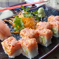 BLOOMING: Cherry Blossom roll