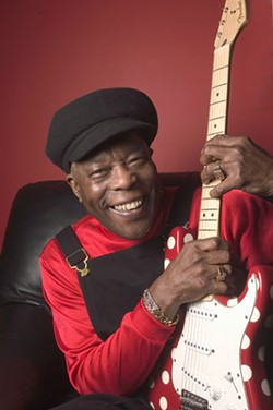 BLUES BROTHER Buddy Guy