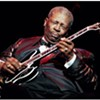 Blues legend B.B. King at Blumenthal tonight (1/12/12)