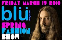 Tonight: Blu Magazine Spring Fashion Show