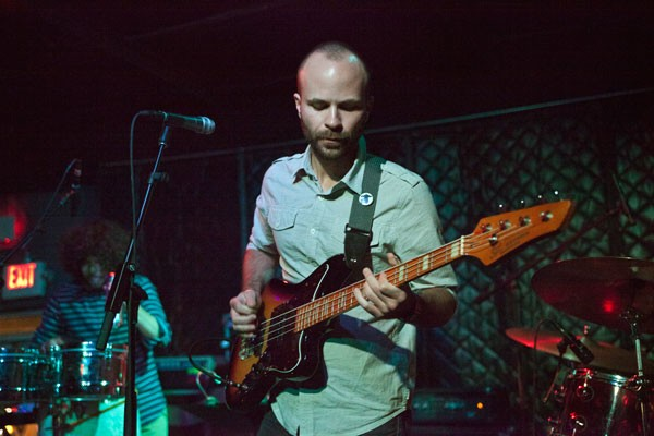 Bo White at the Neighborhood Theatre on Sept. 14, 2013.