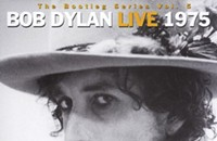 Bob Dylan is a poet, even in the john